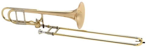 A. Courtois Legend 420BHR Trombone