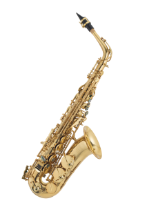Powerbeat Gold Alto Saxophone