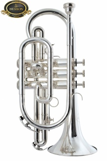 Besson New Standard BE120 Bb Cornet