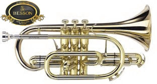 Besson Sovereign BE928 Cornet