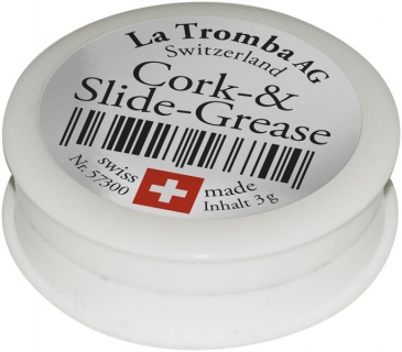 La Tromba Cork/Slide Grease 3g