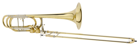 A. Courtois Legend 550BH Bass Trombone