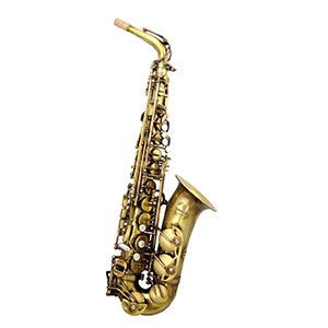 Trevor James Custom Raw Alto Sax